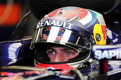 Pneus et Vmax, les deux inquiétudes de Verstappen à Mexico