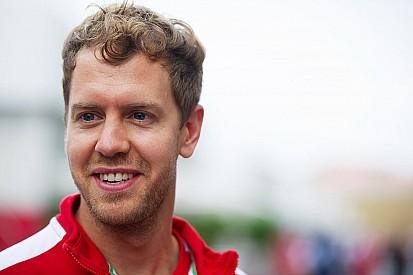 Vettel aiming to beat Rosberg to runner-up spot