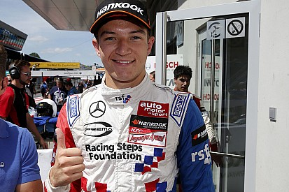 Abu Dhabi MRF Challenge: Dennis leads first practice