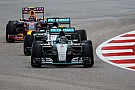 Une rafale de vent a coûté la victoire à Rosberg à Austin