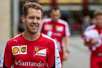 """Vettel neemt het op voor Rossi: """"Hij handelde juist"""""""