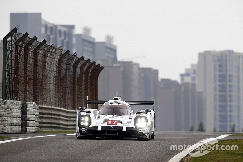 Shanghai, Libere 2: Porsche nel duello di long run