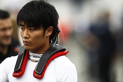 Abu Dhabi MRF Challenge: Matsushita takes pole from Dennis