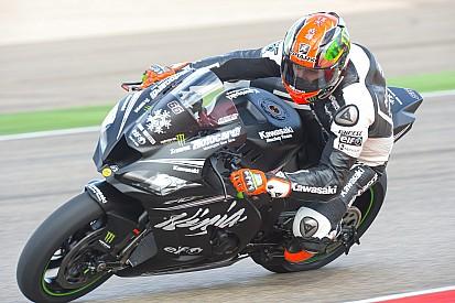 Kawasaki и Ducati провели тесты в Арагоне