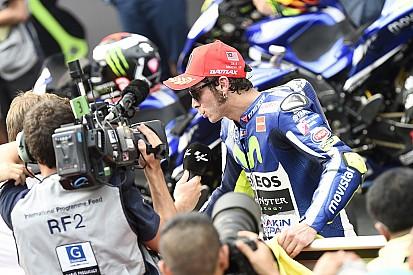 Rossi lleva su sanción al TAS