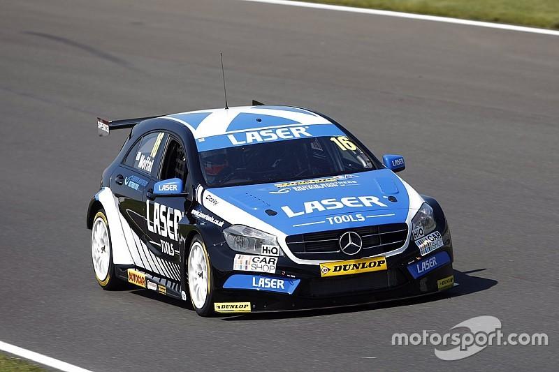 Moffat confirms BTCC return with Mercedes