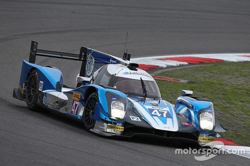 KCMG наказана за столкновение с G-Drive Racing