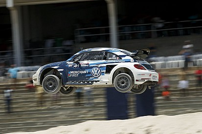 Volkswagen Andretti Rallycross ready to celebrate first GRC Championship in Las Vegas