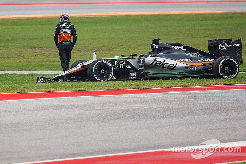 Force India soutient Hülkenberg dans une passe difficile