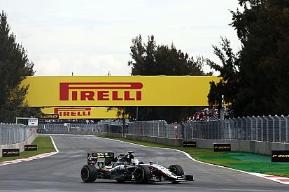 Vitesse de pointe - Mexico déjà plus rapide que Monza!