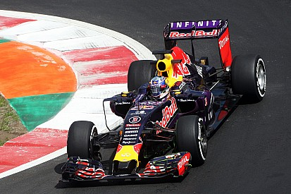 Ricciardo surprised by Red Bull pace, but rules out pole