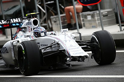 Bottas reveals rear-wing stall caused massive scare