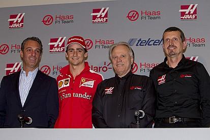 Haas ufficializza l'ingaggio di Esteban Gutierrez