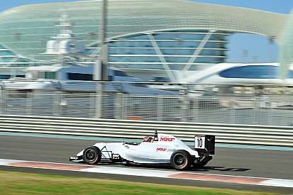 Abu Dhabi MRF Challenge: Matsushita dominates, Calderon pips Fittipaldi for third