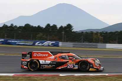 Canal dal botto alla pole in LMP2