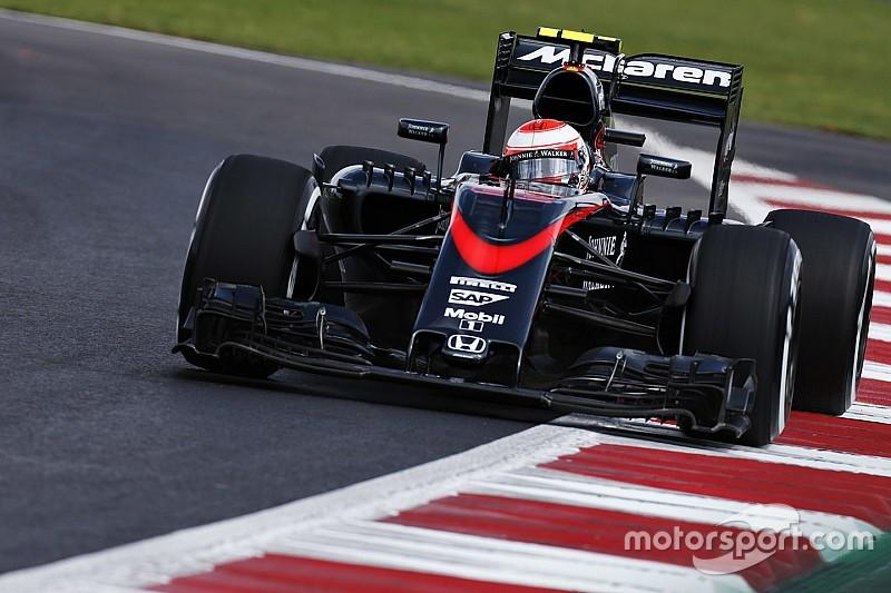 McLaren est plus rapide qu'espéré à Mexico