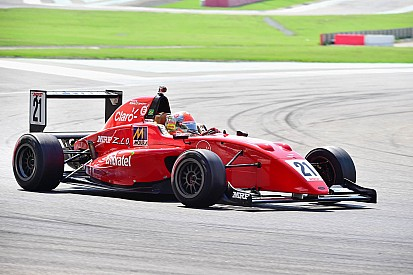 Abu Dhabi MRF Challenge: Fittipaldi wins finale, Calderon beats Reddy for second