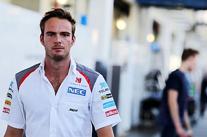 Van der Garde looking to return to action in 2016