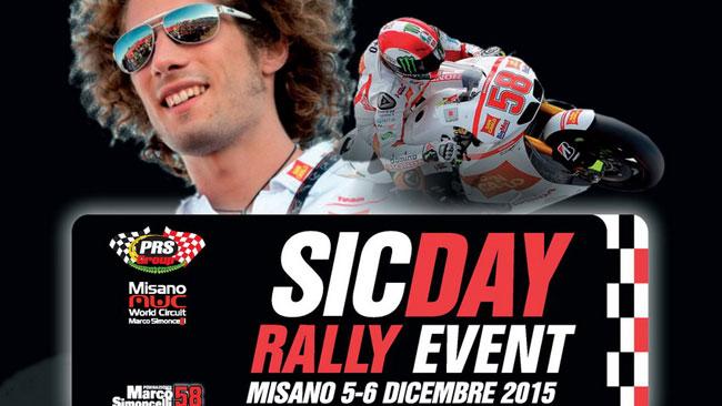 Sic Day: ci sarà anche un rally in pista a Misano
