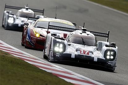 Porsche acapara la primera fila en Shanghai