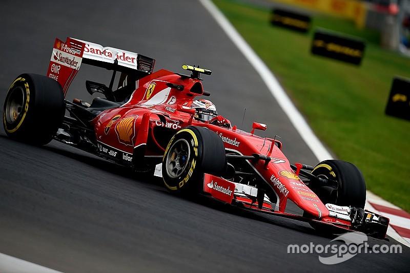 Räikkönen veut remonter la pente en 2016