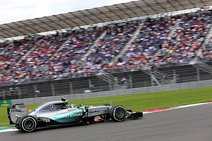 Rosberg é o mais rápido antes da classificação no México