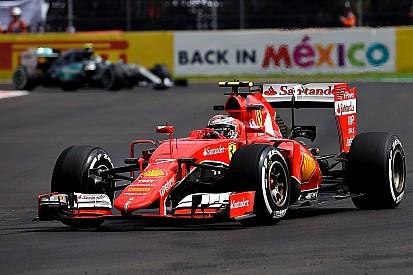 EL3 - Bataille serrée devant; Räikkönen prend du plomb dans l'aile