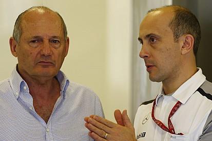 Mercedes débauche un ingénieur de renom chez McLaren