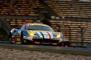 WEC Résumé de qualifications Qualifications GTE Pro - Ferrari met la pression sur Porsche!