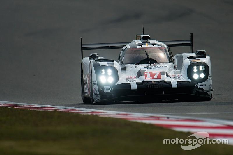 Porsche domina primeira fila em Xangai; Di Grassi é 3º