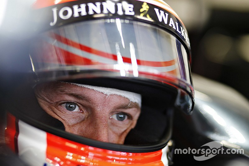 Jenson Button privé de qualifications par son moteur