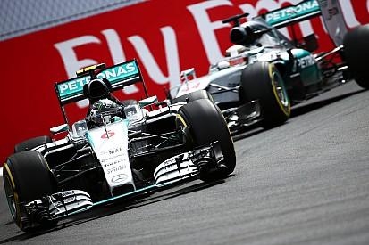 Après la casquette d'Austin, Rosberg n'est plus un sombre héros