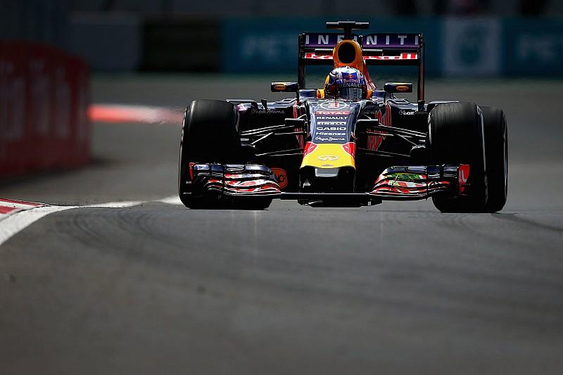 """Ricciardo - """"Au moins, je suis du côté propre"""""""