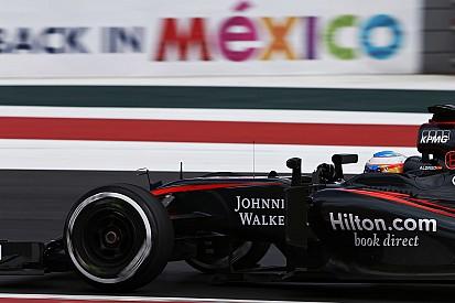 Le calvaire de McLaren continue au Mexique
