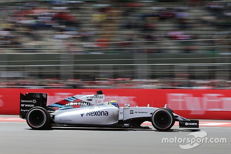 "Massa minimiza recorde e diz: ""preferia estar na pole"""