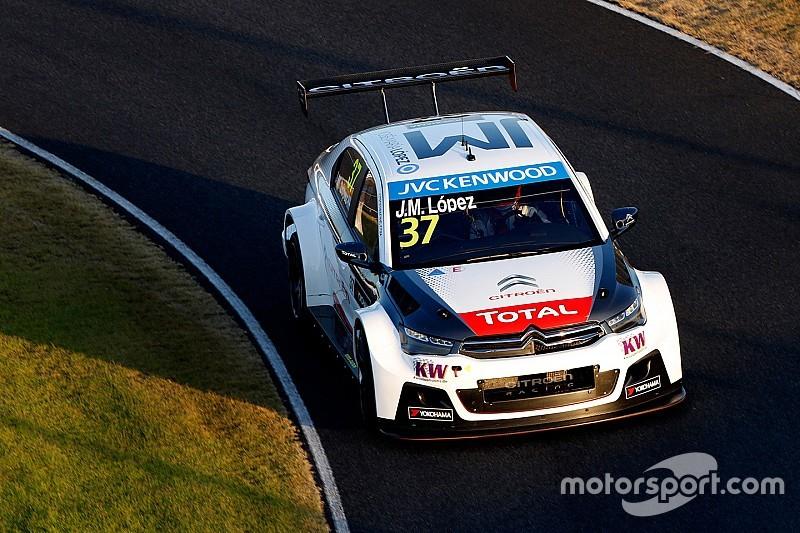 WTCC Buriram: Citroën deklassiert die Konkurrenz im Qualifying