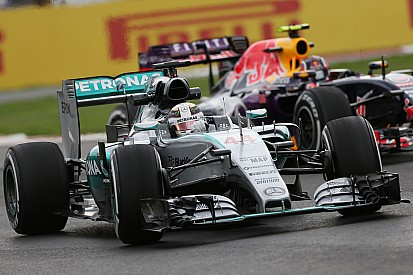 Hamilton teme falta de sobrepasos en el GP de México