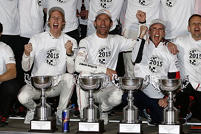 WEC constructors' title decided: After less than two years the Porsche 919 Hybrid takes it all