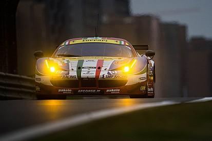 La Ferrari resta leader nel Costruttori in GTE
