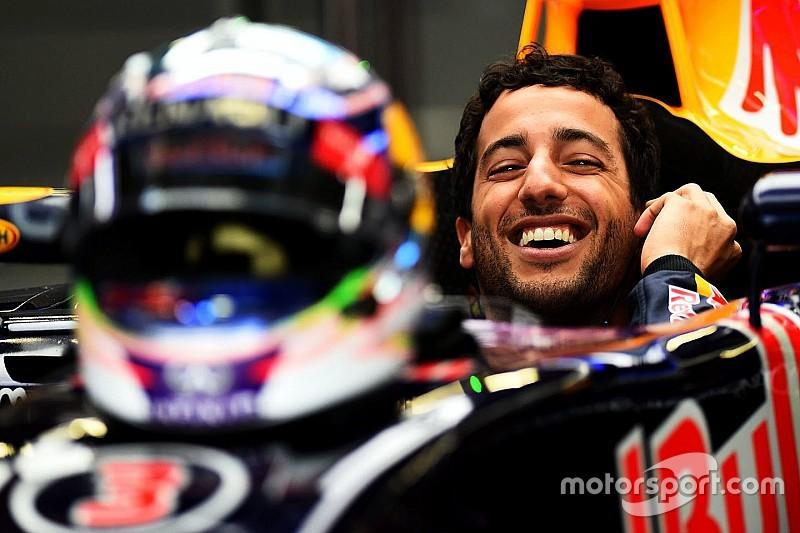 Ricciardo open to future in America if Red Bull quits F1