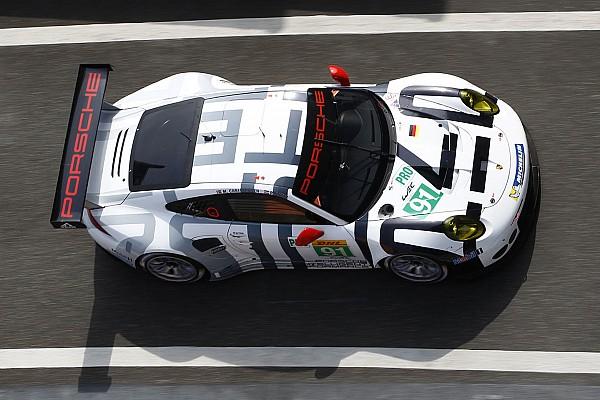 Porsche répond à Ferrari en GTE Pro