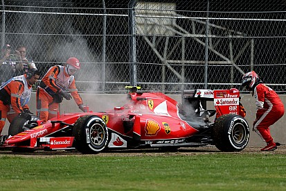 عقوبة إضافيّة على رايكونن لتغييره للمُحرك قبل سباق المكسيك