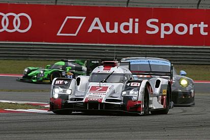 Audi keeps title race open for WEC finale