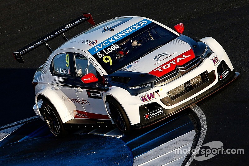 Tiago Monteiro exclu de la course 2, Loeb vainqueur!