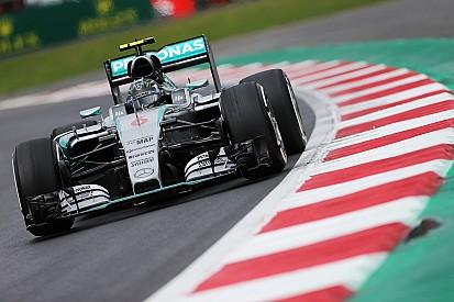 """Rosberg - """"Une belle bataille avec Lewis"""""""