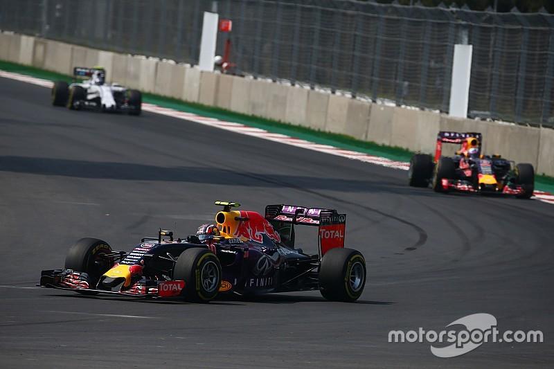 """Red Bull - Kvyat a fait """"une course fantastique"""""""