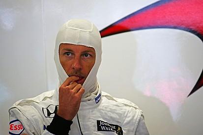 Button préfère plaisanter après le GP du Mexique
