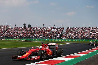 Mexican Grand Prix – Double retirement for Scuderia Ferrari