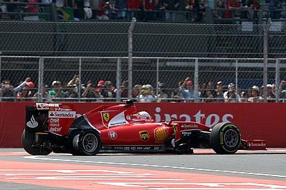 Vettel escapes sanction for first lap incident