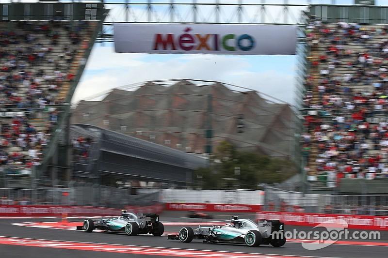 Tilke quedó sorprendido con las velocidades en México